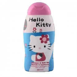 Choupinet - Gel douche Hello Kitty sur Les Couches