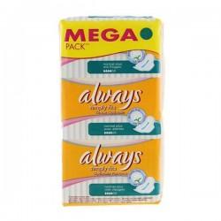 Always - 36 Serviettes hygiéniques Simply Fits taille normal plus sur Les Couches