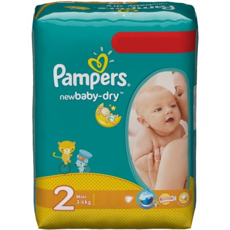 80 couches pampers new baby dry taille 2 moins cher sur les couches - Couches pas cher taille 2 ...