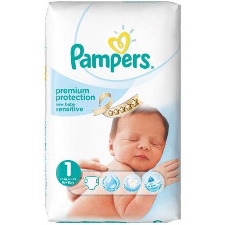 Couches pampers new baby sensitive taille 1 petit prix - Prix couches pampers new baby taille 1 ...