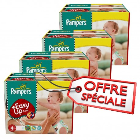840 couches pampers easy up taille 4 en promotion sur les couches - Couches pampers en promo ...