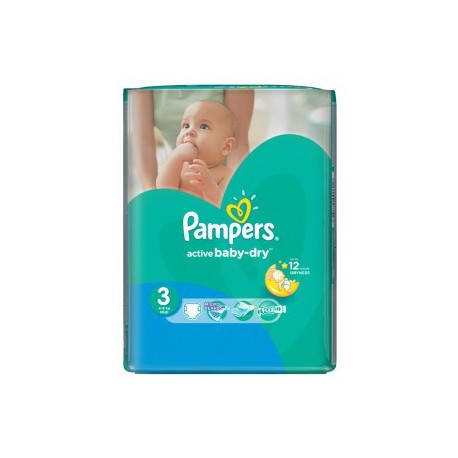 74 couches pampers active baby dry taille 3 bas prix sur les couches - Couches pampers baby dry taille 2 ...