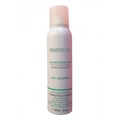Shampoing Sec Spray sur Les Couches