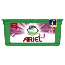 Ariel Pods 28 Fresh Sensations 3in1 (795,2 gr) sur Les Couches