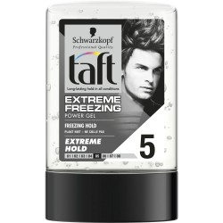 Taft Gel 300 ml Extreme Freezing N°5 sur Les Couches