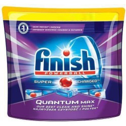 Finish Tabs 30 Powerball Quantum Max (465 gr) sur Les Couches