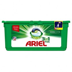 Ariel Pods 28 Original 3in1 (795,2 gr) sur Les Couches