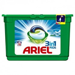 Ariel Pods 16 Original 3in1 (454,4 gr) sur Les Couches