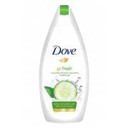 Dove Douche 250 ml Go Fresh Cucumber & Green Tea sur Les Couches