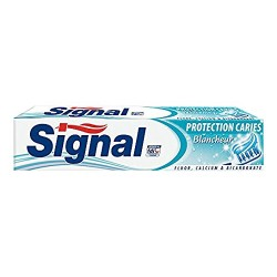 Signal - Dentifrice Protection Caries Blancheur sur Les Couches