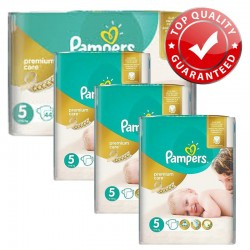 Pampers - Maxi Giga Pack 416 Couches Premium Care - Prima taille 5 sur Les Couches