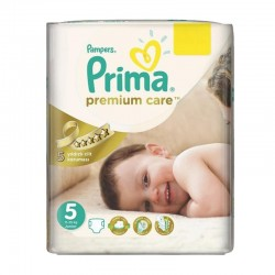 Pampers - Pack 42 Couches Premium Care - Prima taille 5