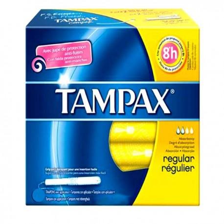 20 tampons tampax classique taille regularavecapplicat pas for Taille baignoire classique